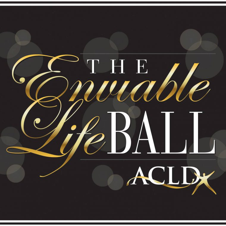 The Enviable Life Ball - ACLD